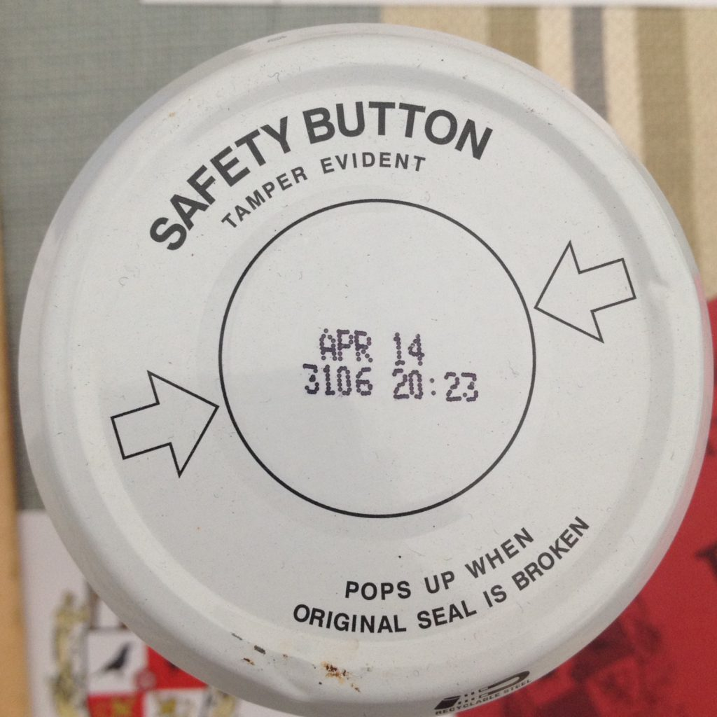 Safety Button