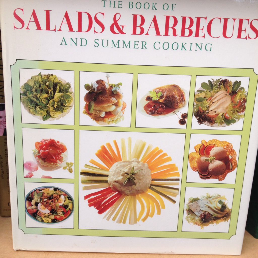 Salad Barbecue