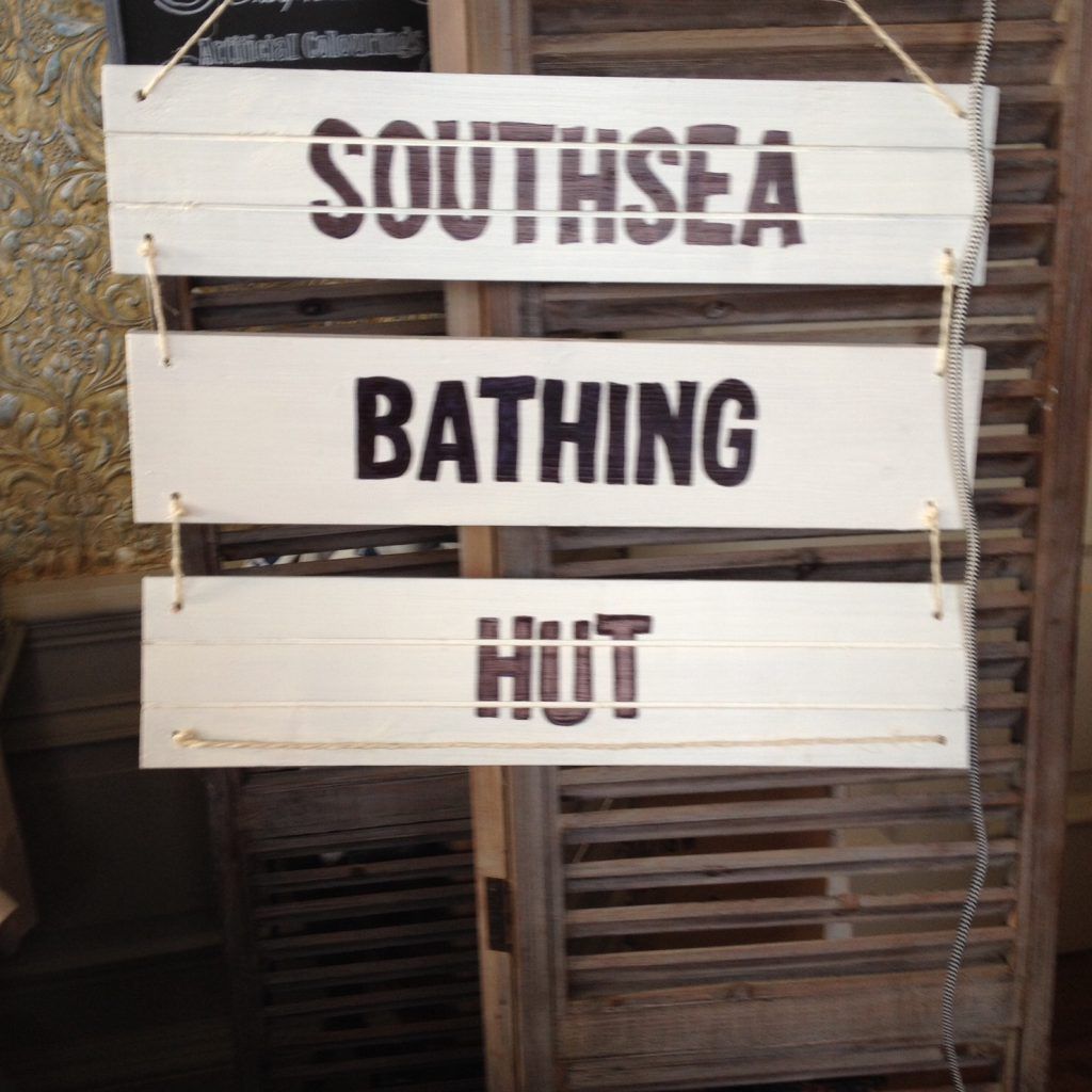 Southsea Bathing