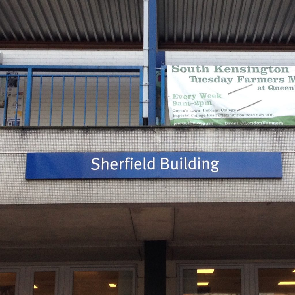 Sherfield Building